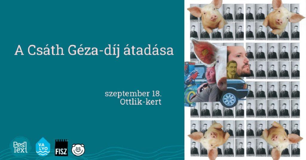csáth géza-díj f21