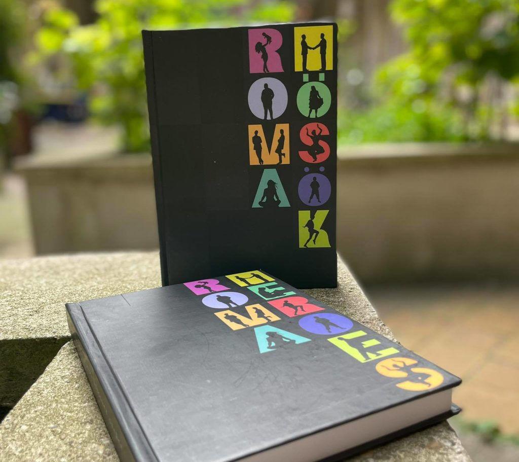 Drámakötetet minden polcra! – Roma Hősök – Európai drámák kötetbemutató